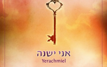 YERACHMIEL with a all new Single & Album