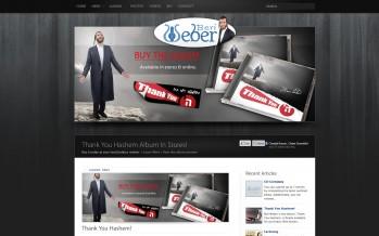 Beri Weber Launches NEW Website!