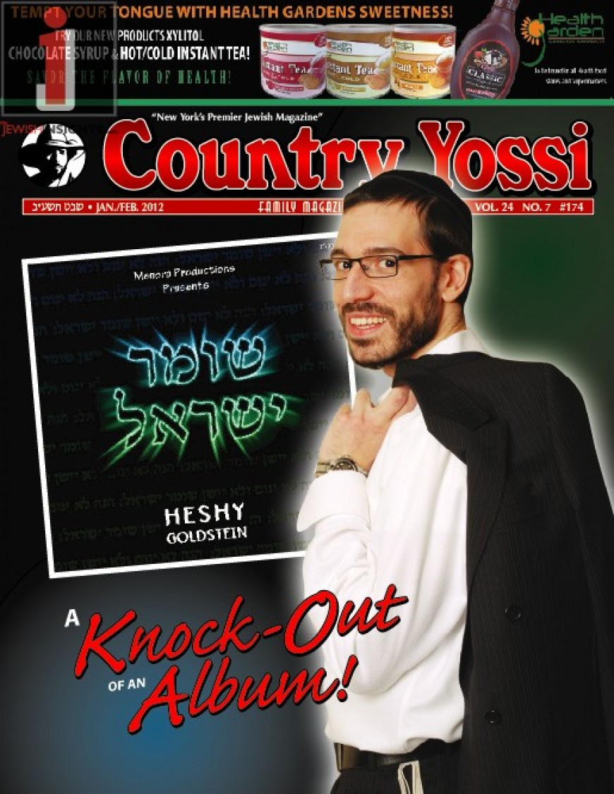 Country Yossi Magazine issue #174