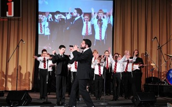 Chesed Dominates Finale: Tzivos Hashem's 'Jewish Kids Got Talent' II a resounding success