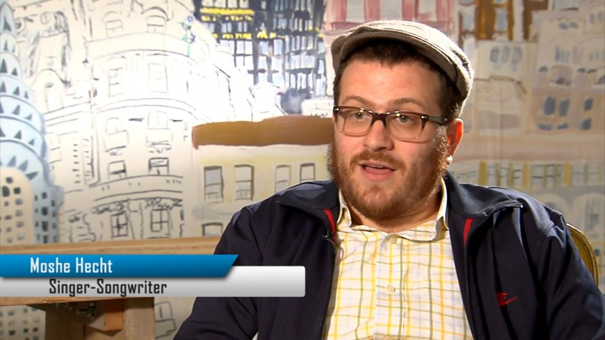 Fortune 500 Company Uses Chasidic Folk-Rock Singer to Promote their Latest Product – VIDEO