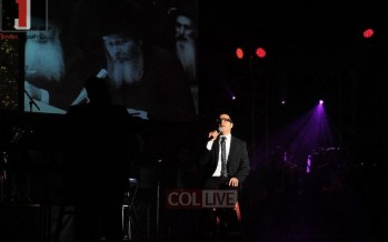 [COLlive] Shwekey Sings in Crown Heights