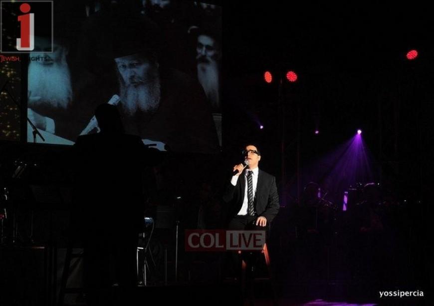 [COLlive] Shwekey Sings in Crown Heights