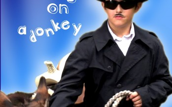 Agent Emes : The Adventures of Agent Emes – Episode 13 – Agent Emes Riding On A Donkey