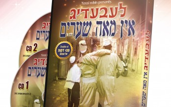 Yossi Rubin Presents: LEIBIDIG IN MEAH SHEARIM