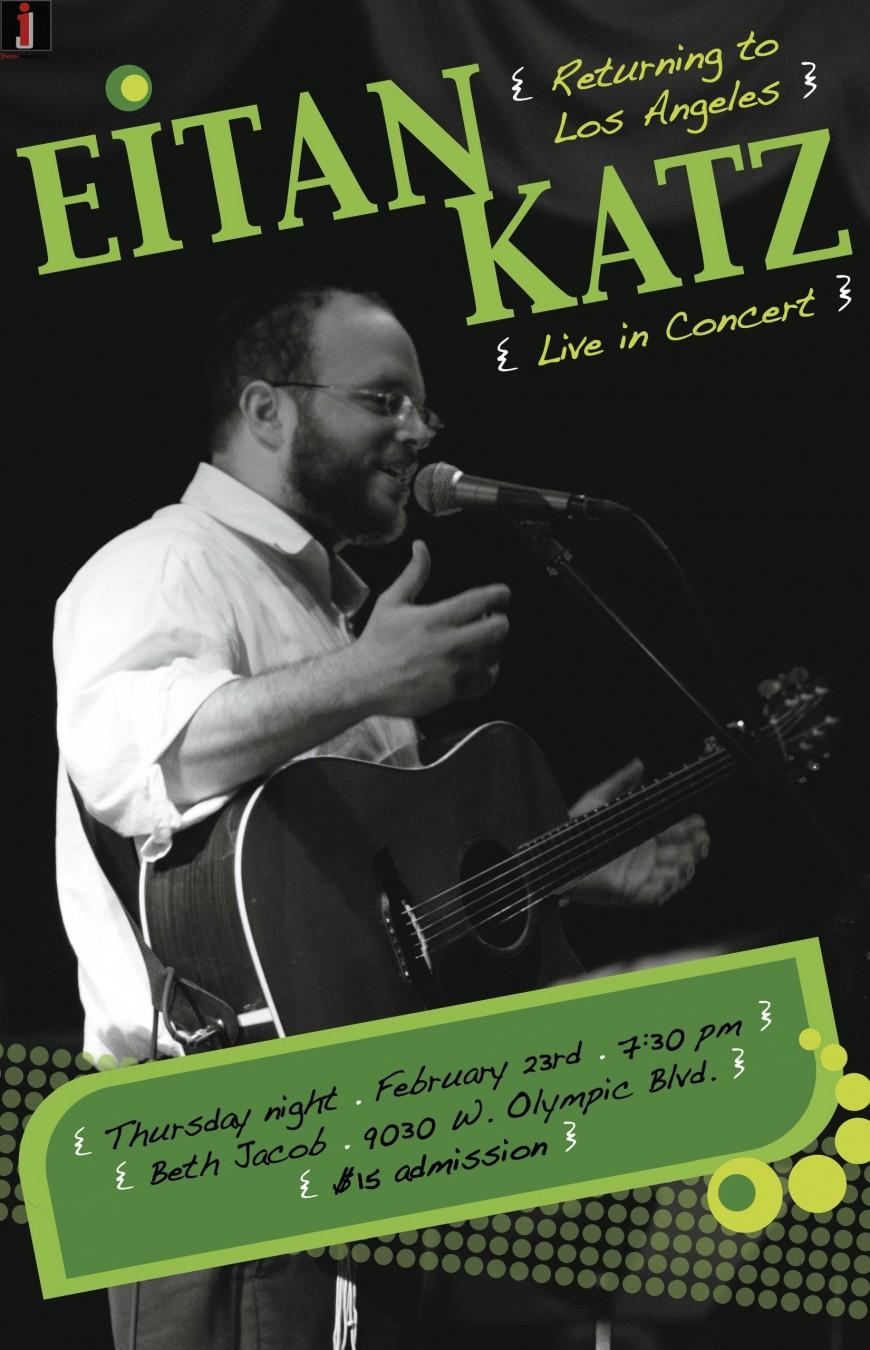 Eitan Katz Live in Chicago & Los Angelas
