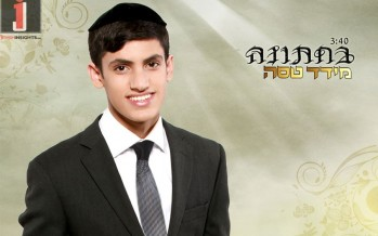 Meydad Tasa is dancing at a Chasunah in his seventh album