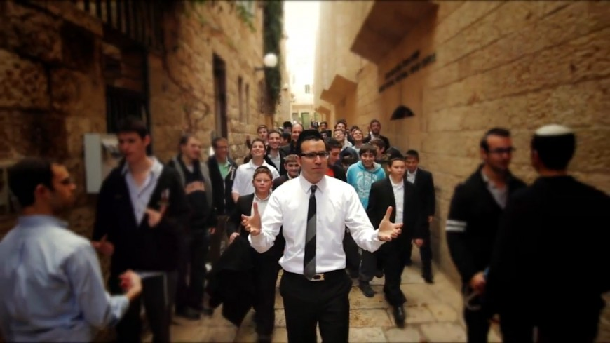 Cry No More by Yaakov Shwekey: MUSIC VIDEO