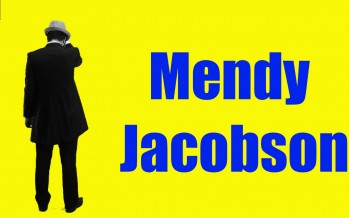 Mendy Jacobson Releases Music Video