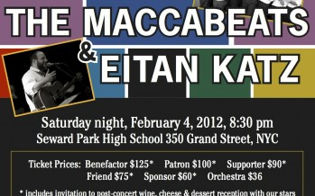 Eitan Katz Upcoming Concerts!