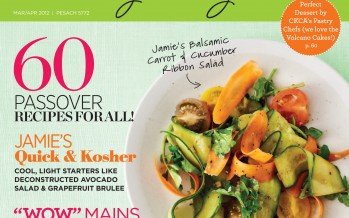 Joy of Kosher – The Pesach Issue