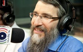 Avraham Fried in Radio Kol Chai: Full Audio + Pictures