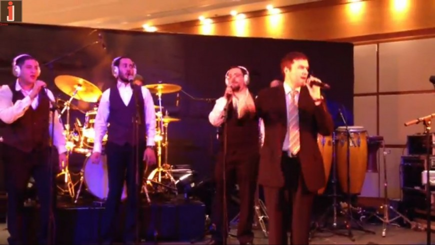 Ohad feat Singers | Nigun Neshama אוהד & סינגרס | ניגון נשמה