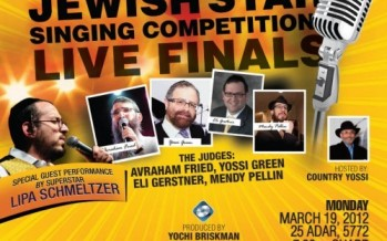 VIDEO: Get to know Your Jewish Star Finalists!