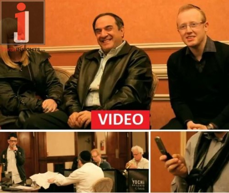 A Jewish Star Reality: Episode #3 – Rehearsals.