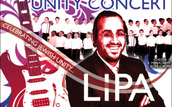 Lag Baomer Unity Concert with Lipa in Beverly Hills