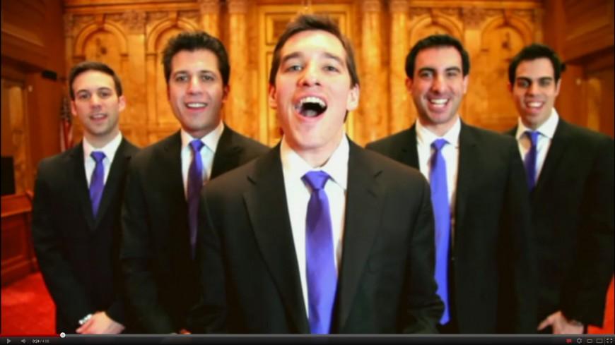 Pella Productions Presents – MOVES LIKE MOSES (A Bar Mitzvah A Cappella Song)