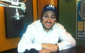 "Nachum Segal Hosts LIPA Schmeltzer Live at JM in the AM to Celebrate ""Leap of Faith,"" LIPA's Amazing New CD"