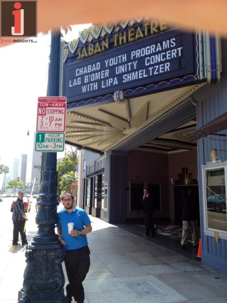 LIPA In LA for the Parade