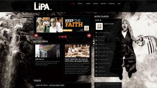 GoLipa Website