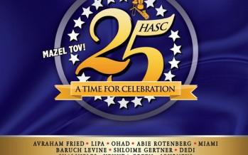 Hasc 25 A T.I.M.E. For Celebration