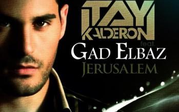Itay Kalderon ft. Gad Elbaz – Yerusholayim (Radio Mix)