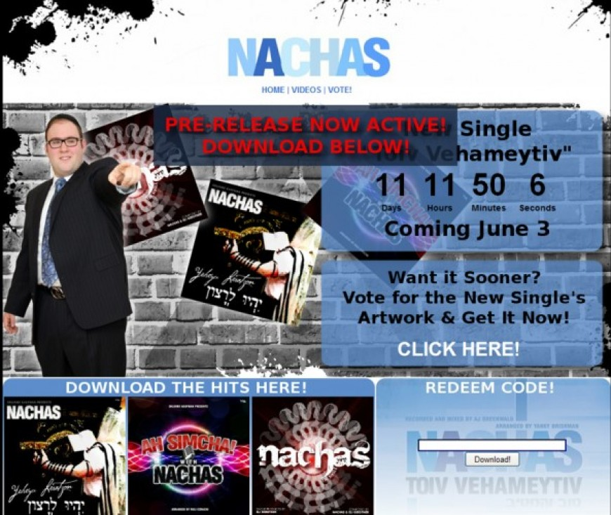 NACHAS Pre Release Download Now Available!