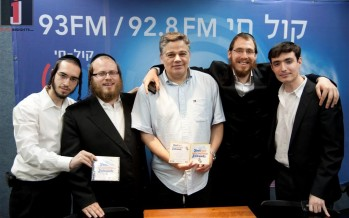 Yoel Falkowitz in Radio Kol Chai – Full Audio & Pictures