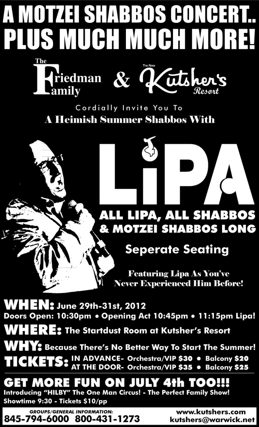 A Heimish Summer Shabbos With LIPA