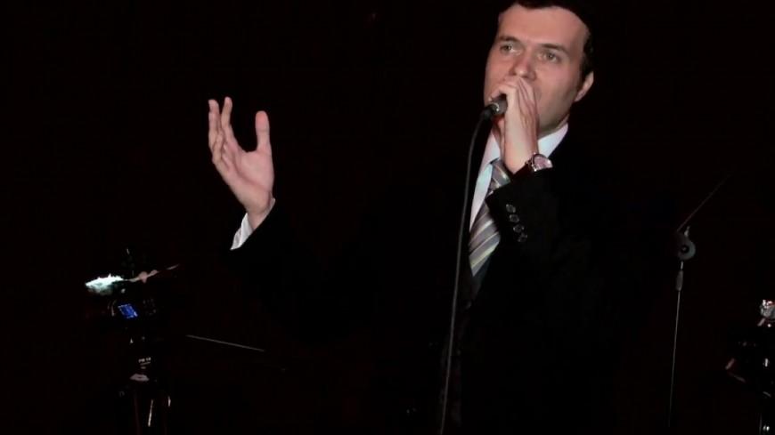 "Ohad Moskowitz Singing ""Boee Kalah"" At A Recent Wedding"