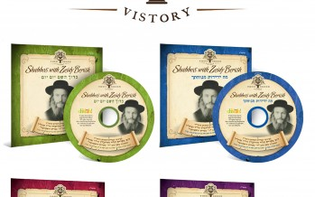 [EXCLUSIVE] Yossi Green Vistory: Shabbos with Zeidy Berish – Shalom Aleichem
