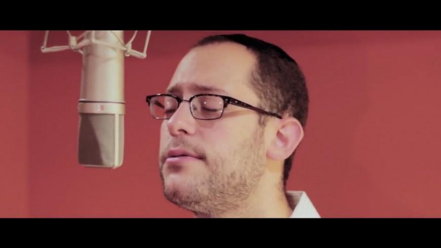 """Don't Give Up"" – Aryeh Kunstler (Originally by Moshav Band)"