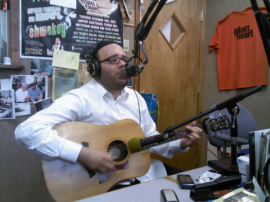Shauli LIVE on the Z Report – VIDEOS