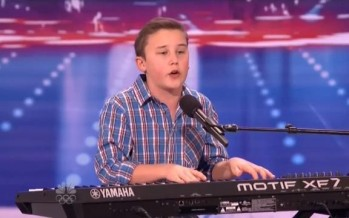 Nachum Segal Interviews EDON from America's Got Talent