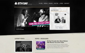 8th Day Launches New Website
