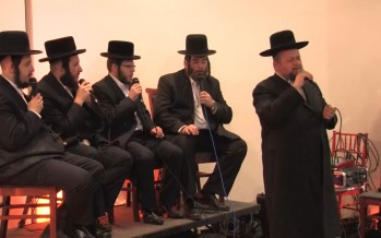 Chazzan Helfgott & The Mezamrim Choir in CH