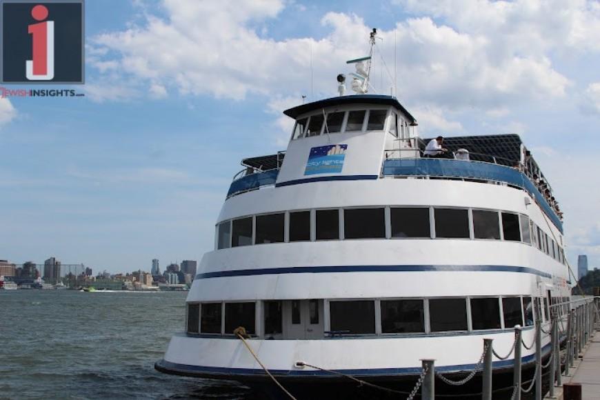 MISAMEACH CRUISE FOR 350 SICK CHILDREN WITH MBD