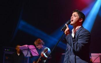Itzik Dadya & the Kinderlach perform in Nahariya