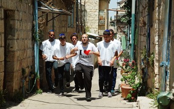 Lipa's new music video pays tribute to IDF's Nachal Hacharedi