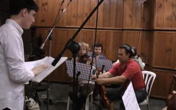 A Glimpse Behind The Curtain: Maestro Yoeli Dickman In The Studio