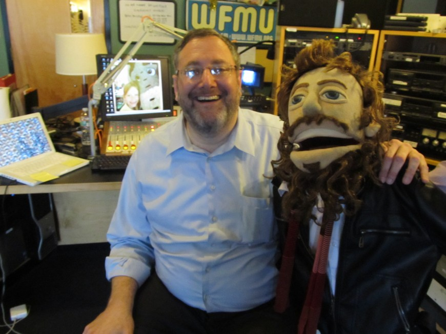 Nachum Segal Welcomes the Buba Myses to JM in the AM