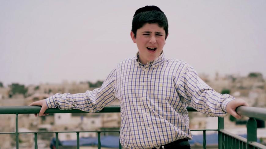Dovid Moskovits: You Raise Me Up – Sa'eni Nah