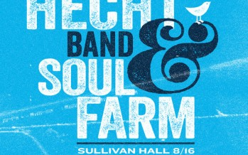 Tomorrow Night Moshe Hecht Band & Soulfarm Live @ Sullivan Hall 8/16