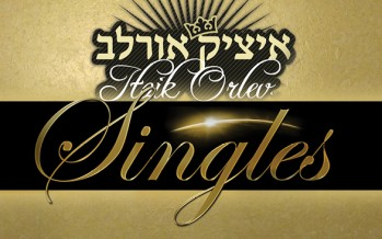 "Itzik Orlev With His Third Album ""SINGLES"""