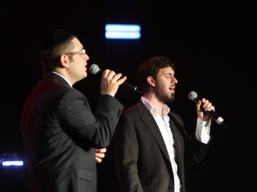 Dovid Gabay Live in South Africa, Article and Pics