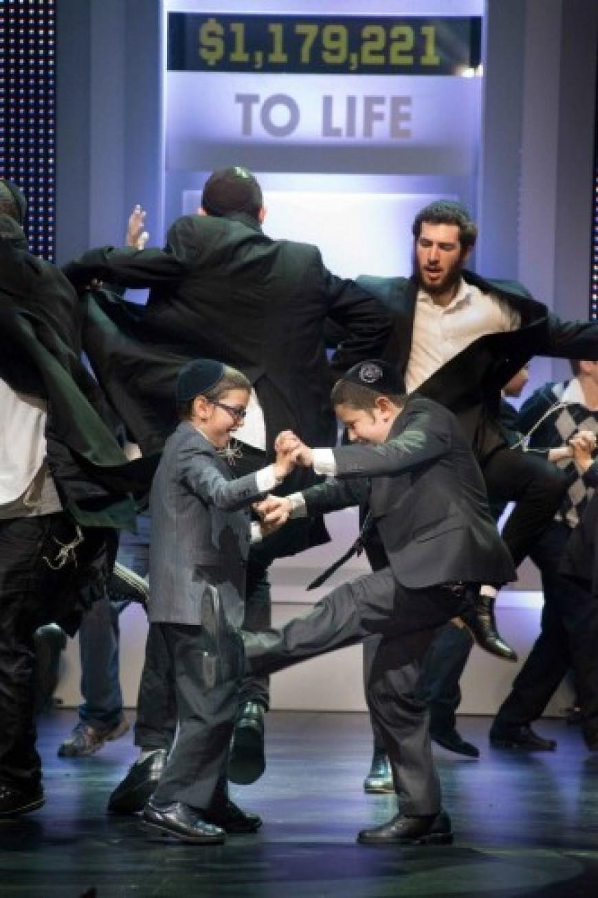 Chabad Telethon 2012 – Photos
