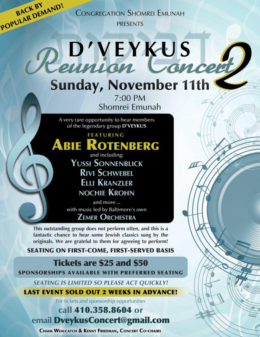 D'veykus Reunion Concert 2!