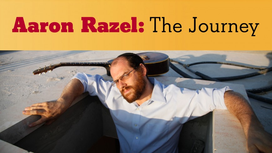 AARON RAZEL in FIRST EVER Video Interview + FREE Song Download