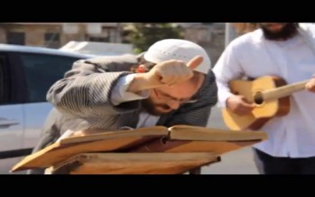 Aaron Razel – Kavati Et Moshavi MUSIC VIDEO