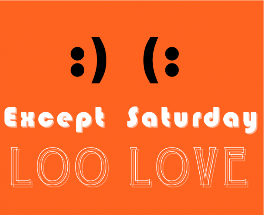 "Except Saturday Releases NEW SONG! ""Loo Love"""